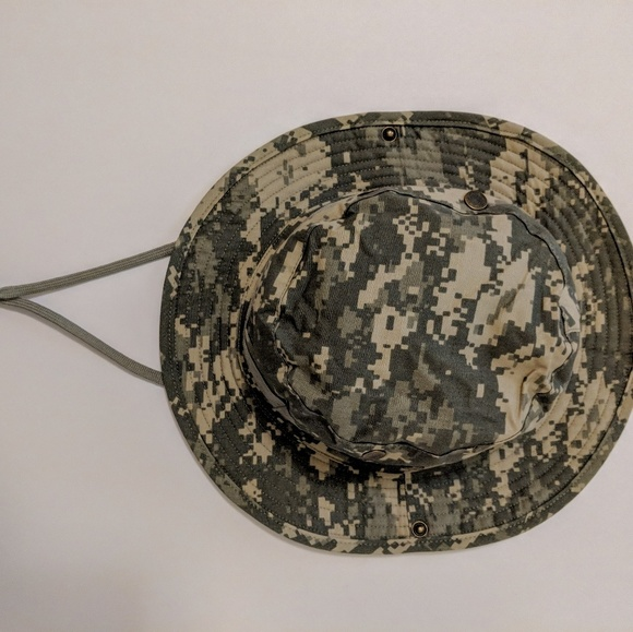 Camouflage Boonie Hat 146435ebfb9
